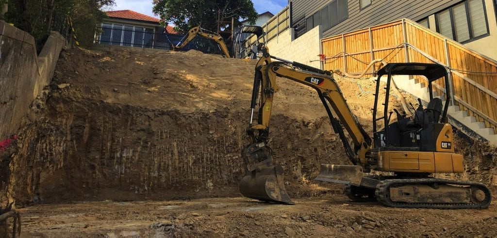 Excavation newcastle