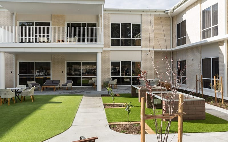 Regis Aged Care Facility