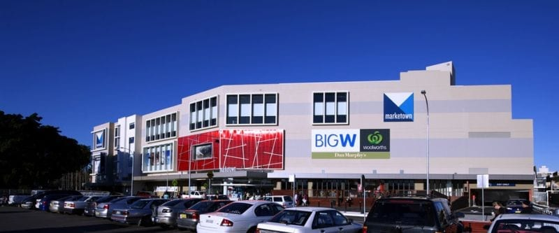 Woolworths Newcastle